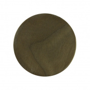 L 'Agape po2ass 37 Knob for Cupboards, Drawers, Wood, Grey, 4.50 x 4.50 x 3 cm