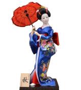 Japanese Traditional Doll Geisha Doll Antique Japanese Dolls [M]