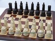Scottish Themed Ornamental Chess Set