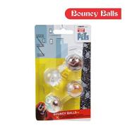 Pack of 4 Secret Life Of Pets Bouncy Balls 4 designs
