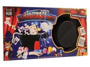 Childrens Ultimate Magic Tricks Set Kids Magician Hat & Illusion Kit