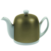 Guy Degrenne 4 Cup Teapot Bell bronze