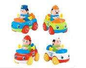 Baby Toy Toddler Push Car Tonka Trucks Friction Cars Toys