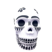 UBabamama Exquisite Fun Galaxy Skull Scented Squishy Charm Vent Hand Gift Slow Rising 10cm Stress Reliever Kid Toys