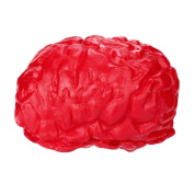 HUHU833 Novelty Silicone Scary Organ Brain Squeeze Toy Stress Reliever Toy