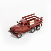 Longless American iron classic car truck model creative home retro window display decoration ornaments creative gifts