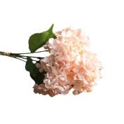 Artificial Silk Flowers,Bescita Artificial Silk Fake Flowers Peony Floral Wedding Bouquet Bridal Hydrangea Decor