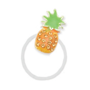 Zad Jewellery Tropical Pave Pineapple Illusion Toe Ring
