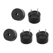5Pcs 3V Miniature Active Buzzer Magnetic Long Continous Beep Tone 9mm x 5.5mm