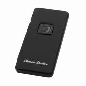 Phone Remote Shutter Self-timer Wireless bluetooth 4.1 Headset Earphone Black