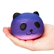 NEEDOON Squeezing Stress Balls Panda For Kids Adults Fun Toys for Stress Relief and Time Killing,A