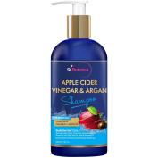 StBotanica Apple Cider Vinegar & Argan Hair Shampoo - 300ml - No Sulphate, No Parabens, No Silicon