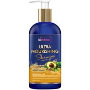 StBotanica Ultra Nourishing Hair Shampoo - 300ml - No Sulphate, No Parabens, No Silicon