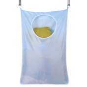 Originaltree Laundry Bags Washing Storage Bag Underwear Cloth Hanging Basket with Hole