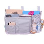 Profusion Circle Multi-Pockets Bedside Hanging Bag Portable Bed Hanging Storage Bag Organiser Pocket Pouch Holder