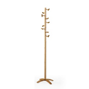 FEIFEI Coat Racks Coat Rack Floorstanding Hammer Modelling Multifunction stable and durable