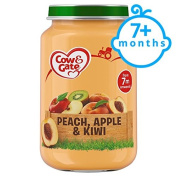 Cow & Gate Stage 2 Peach Apple And Kiwi 200G