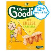 Organix Goodies Mini Cheese Cracker 4 X 20G