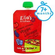 Ella's Vegetable Lasagne Stage 2 130G
