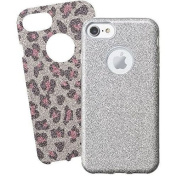CellularLine iPhone Backcover BLINGSILVERIPH747 suitable for
