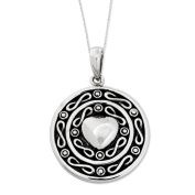 Love of A Lifetime Sterling Silver Necklace