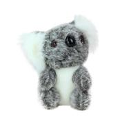 HUHU833 Cute Stuffed Simulation Koala Zoo Animals Gift Koala Doll Toy