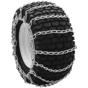 Deep Lug Snowblower Tyre Chains, 4.00/4.80-8