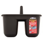 United Solutions Rough & Rugged Black All-Purpose Caddy