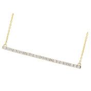 LONDON FINE jewellery 14K YELLOW GOLD 0.33 CWT ONE SLIDER