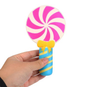 16*9*9CM Big Lollipops Squeeze Toys,Luoluoluo Exquisite Fun Scented Squishy Charm Slow Rising Simulation Kid Toy Release Stress Toy
