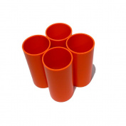 Set 4 Tubes for Rolla Bolla Play