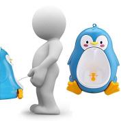 Bazaar Baby Urinal Toddler Potties Boys Pee Trainer Children Removable Lovely Penguin Toilet Bathroom