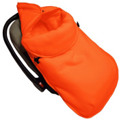 callyna® – Multipurpose Car Seat Sleeping Bag with Hood, Blanket, duvet, passe-sangle.
