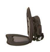 Universal Padded Kayak Seat Cushion w/ Detachable Backpack & Adjustable Straps – Boat Seat Pad & Backrest Padding
