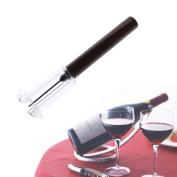Jiamins Red Wine Corkscrew Air Pressure Wood Grain Popper Tool Opener Bottle Pumps