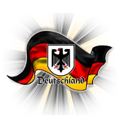 Bottle Opener – 06456 – Germany Flag of Great Britain – Size approx. 5.7cm