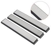 QuiCi 3pcs 240/600/1000 Grit Sharpening Stone Sharpener Whetstone Kitchen Sharpening Tools