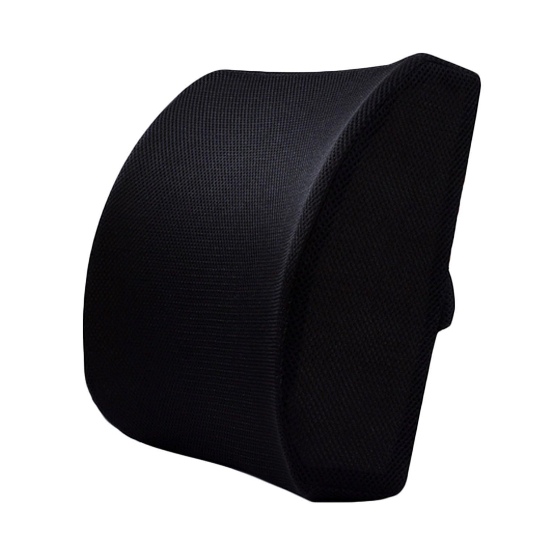 Baby Car Seats & Accessories HONGLIblack leather memory cotton car headrest leather automotive supplies four seasons neck protectors comfortable