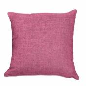 """Deloito Classical Pillow Case Sofa Waist Square Durable Throw Cushion Cover Home Decor 18""""X18"""" 45x45cm"""