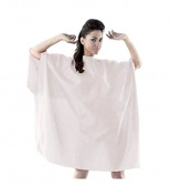 Labour Pro Professional White Hairdressing Cape