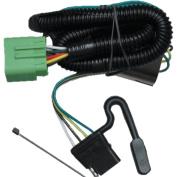 Tekonsha 118369 T-One Connector Assembly; w/ModuLite Lite Module;
