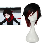 MCoser RWBY Cosplay Hair Wigs (Ruby) by MCoser