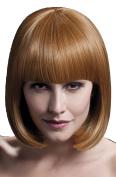 Like Real Human Hair Ladies Wig – Short Hair – Washable – Brown Fever
