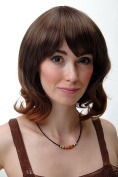 WIG ME UP ® - Wig short wavy chestnt brown mix 2384-2T30