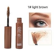 Maxdonas Colour My Brows Eyebrow Gel Perfect Eyebrows Eye Make-up Cosmetic Lasting Waterproof Eye Mascara