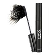 MAX Professional Makeup Doll Eye Mascara, Extreme Black,Long Lasting Waterproof Eye Lash Lengthening Curling Mascara 10ml