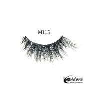 Eldora False Eyelashes NEW M115 Multi-Layered
