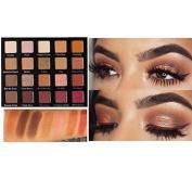 KAMOKU101 Colour Eye Shadow Palette Make Up Beauty Cosmetic Eye Shadow Natural Glow Shimmer Matte Eye Shadow Kit