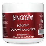 BingoSpa SPA Peat Brine With Shea Butter And Dead Sea Mud 600g