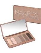 URBAN DECAY Naked2 Basics TRAVEL SIZE Eyeshadow Palette...